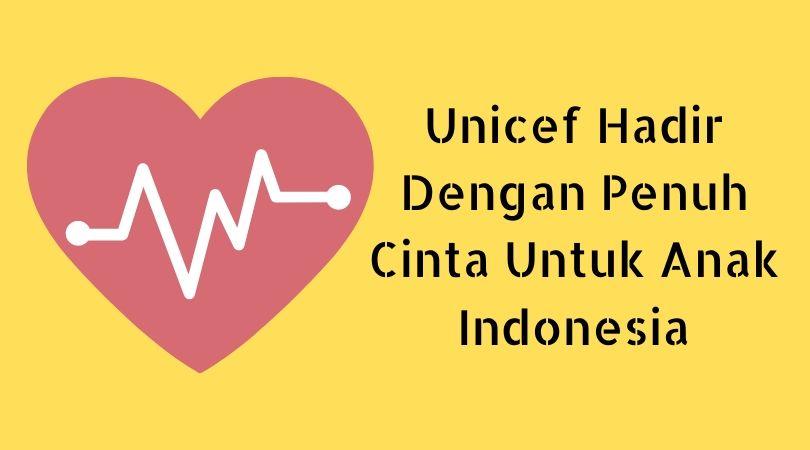 Donasi Unicef