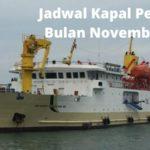 Jadwal Kapal Pelni Bulan November - Desember 2019