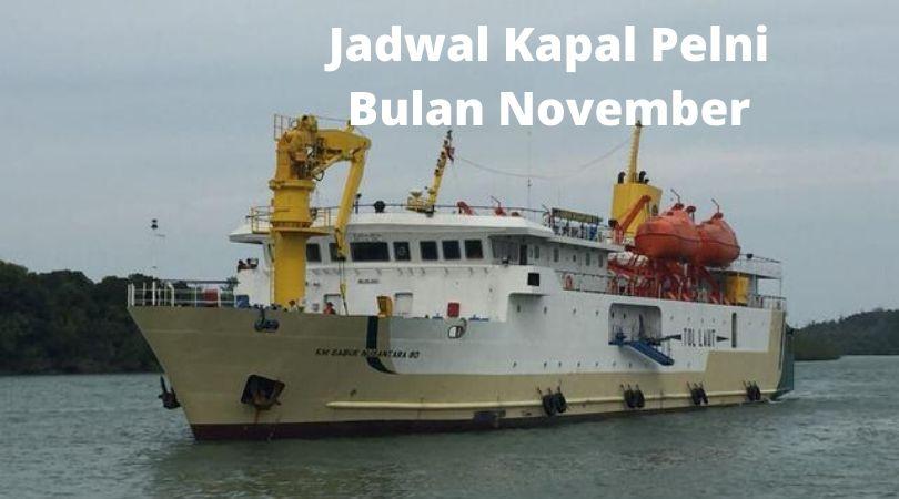 Jadwal Kapal Pelni