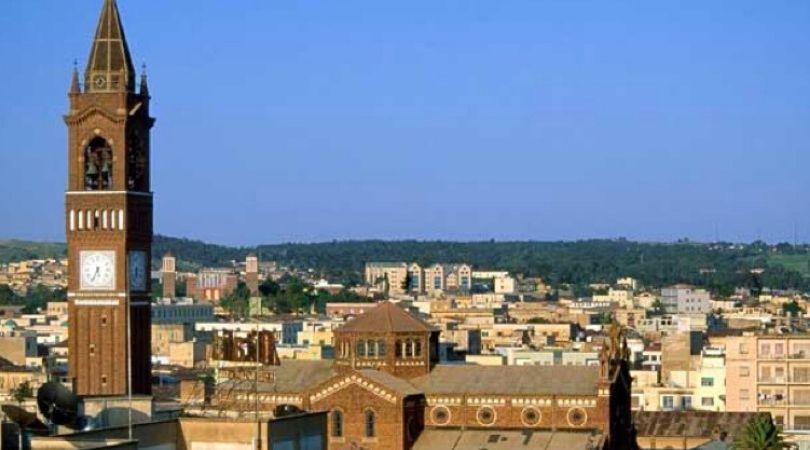 Kota Asmara