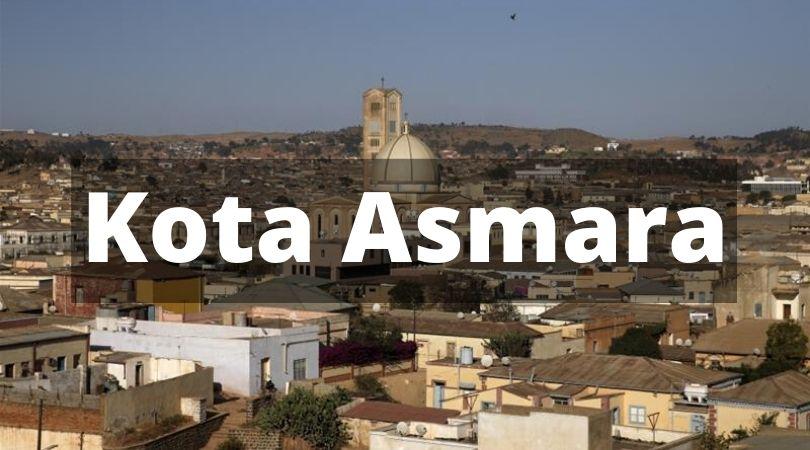 Negara yang beribukota Asmara