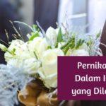 6 Jenis Pernikahan Dalam Islam yang Dilarang