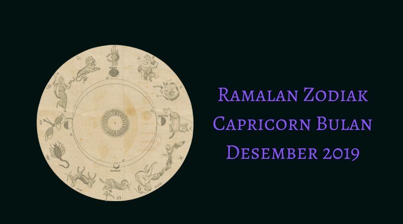 Zodiak Capricorn bulan Desember 2019