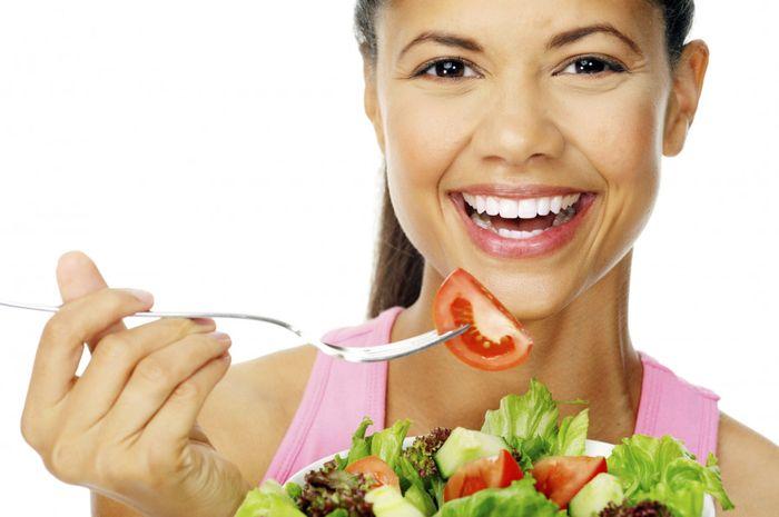 Kurang makan buah dan sayur