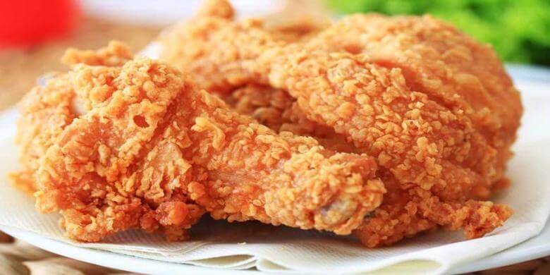 Bahaya dan manfaat kulit ayam