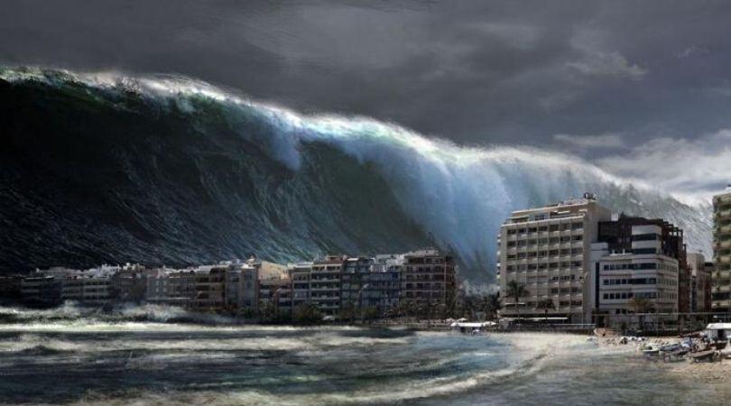 Mimpi tsunami