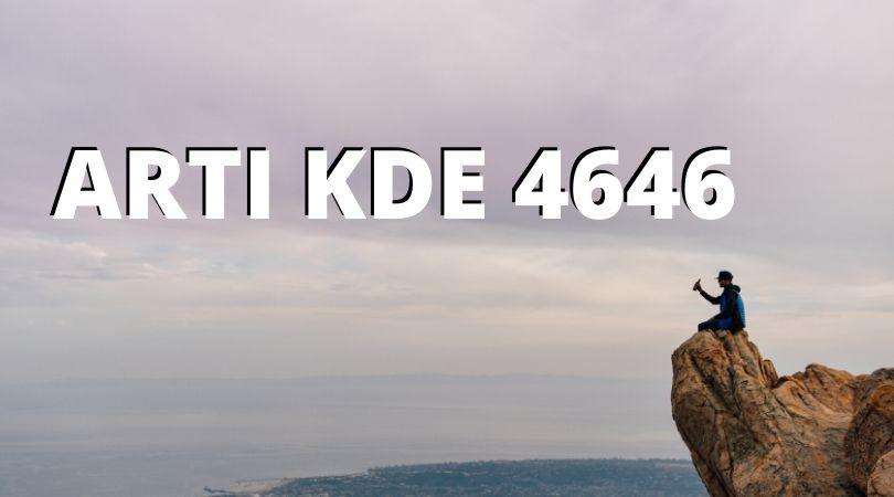 Arti 4646