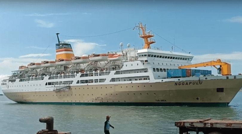 Jadwal Kapal Nggapulu Bulan Maret 2020