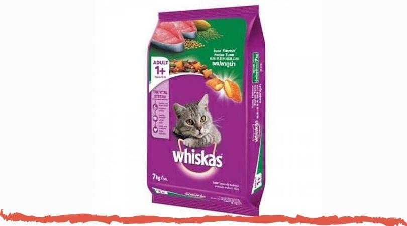Harga Makanan Kucing Whiskas Lazada