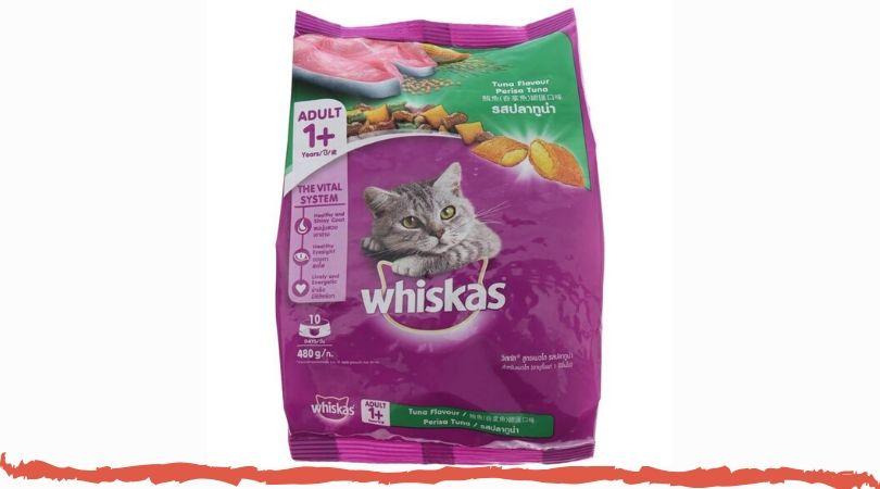 Harga Makanan Kucing Whiskas Indomaret & Alfamart