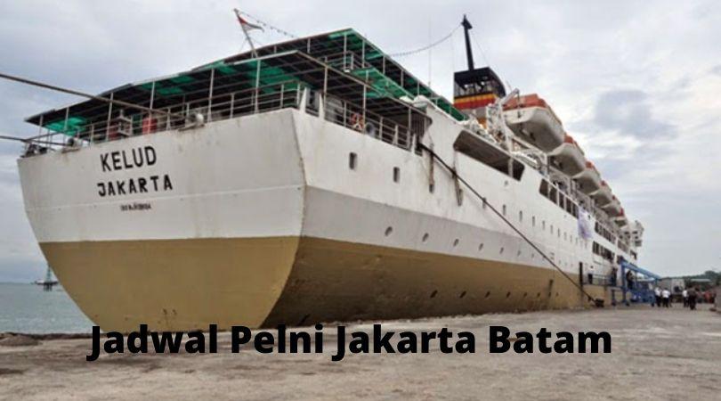 Jadwal dan Harga Tiket Pelni Batam - Jakarta