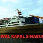 Jadwal Kapal Sinabung Bulan April 2020
