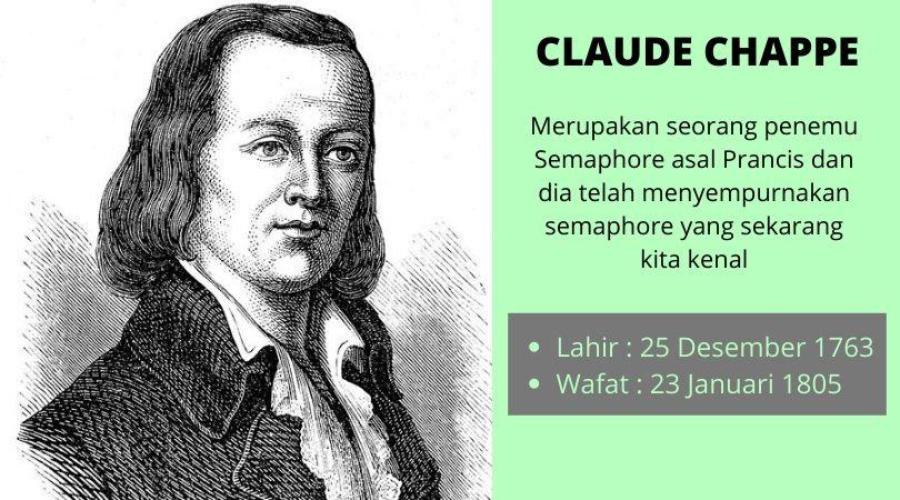 Profil Penemu Semaphore