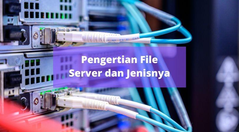 Pengertian File Server dan Jenisnya