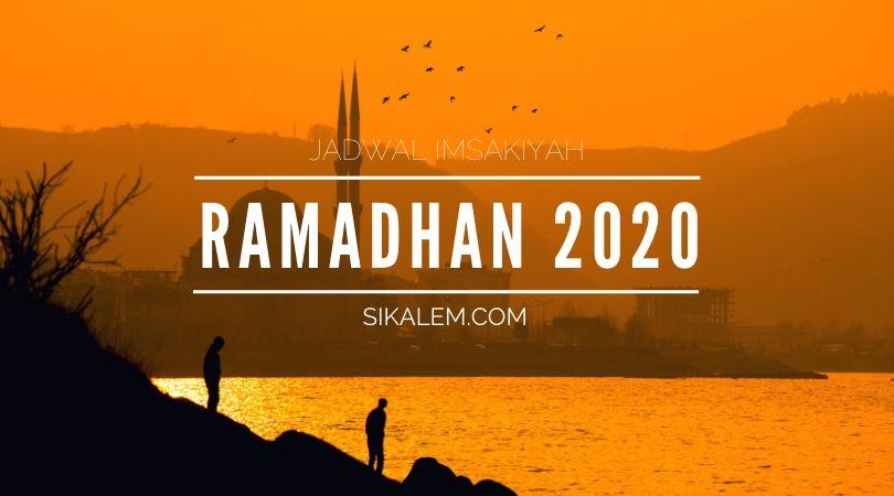 Jadwal Imsakiyah Ramadhan 2020 Lengkap
