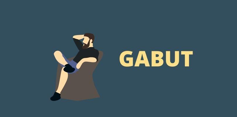 4 Arti Kata Gabut Dalam Bahasa Gaul Dan Contohnya Sikalem