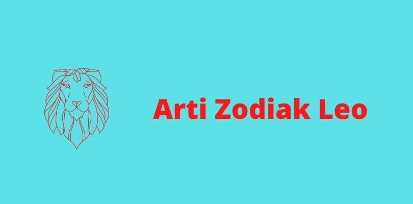 Arti Zodiak Leo