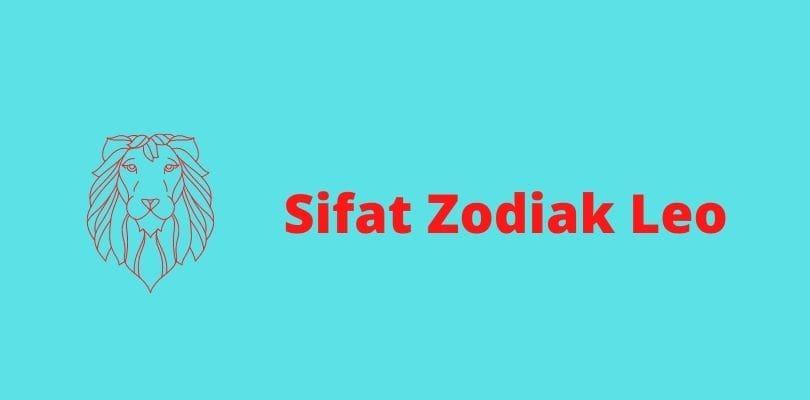 Sifat Zodiak Leo