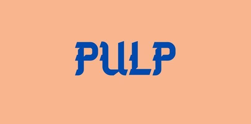 Arti Kata Pulp Dalam Kamus Bahasa Indonesia   Sikalem