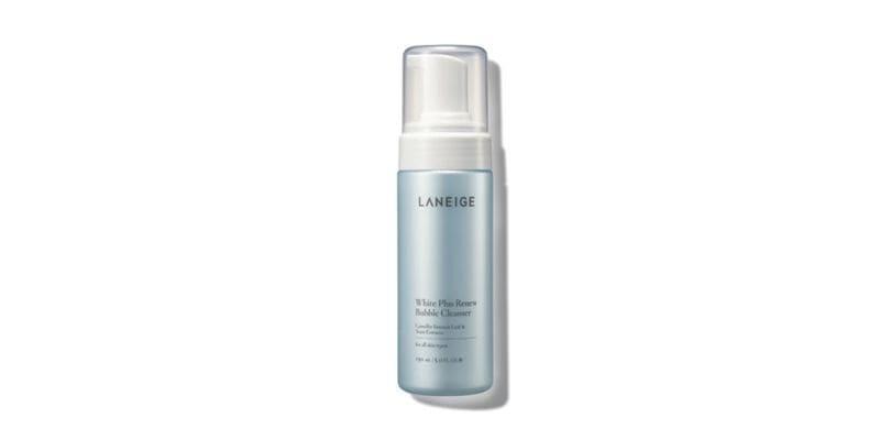 Laneige White Plus Renew Bubble Cleanser