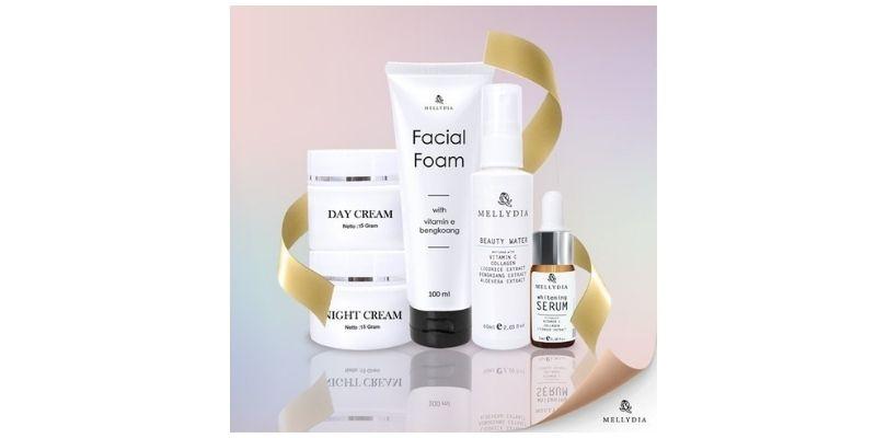 Mellydia Cosmetic Facial Foam