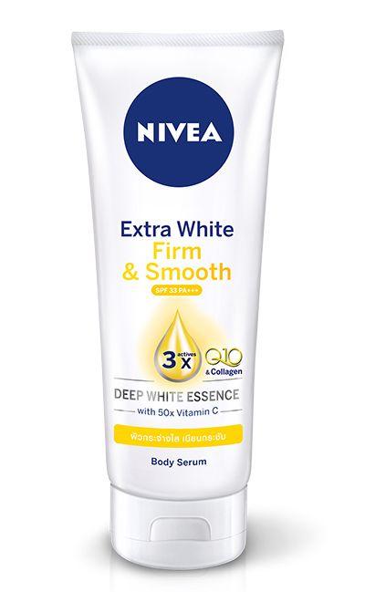 Nivea Extra White Firm & Smooth